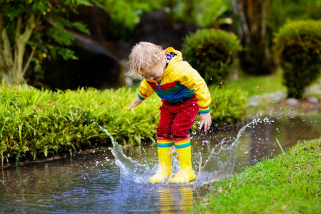 Why Encourage Outdoor Play for Childhood Development