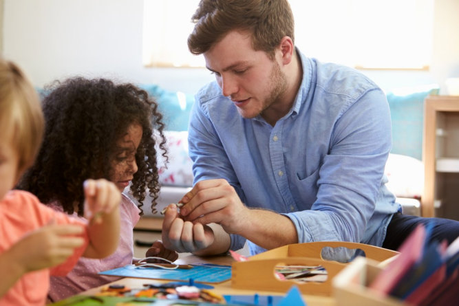 Preschool Tips to Teach a Child About Shapes